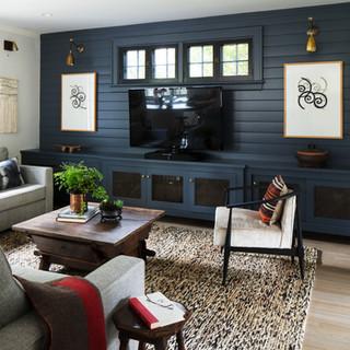 Family Room, Rye Neck, NY