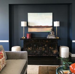 Living Room, Rye, NY