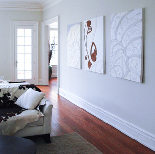 Living Room, Greenwich, CT