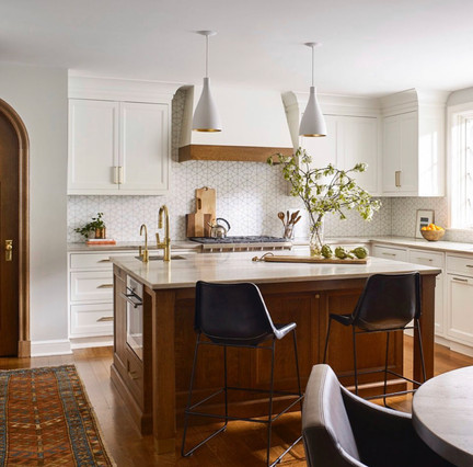 Decor by State Of The Art Kitchen by StudioDearborn Photo by Macchia Photo