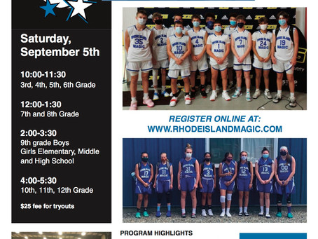 FALL TRYOUT INFORMATION-CLICK HERE