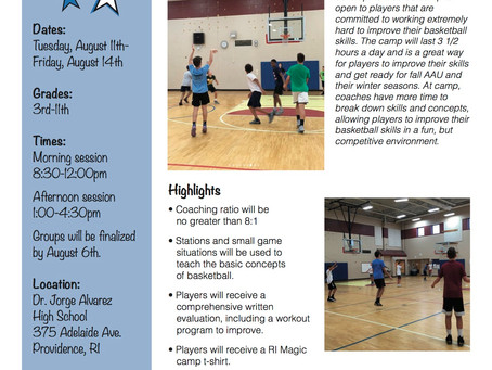 Magic Summer Camp: Limited spots remaining!