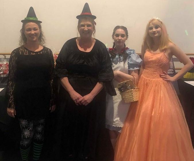 Wizard of Oz Crew