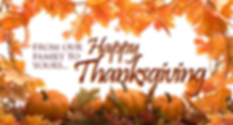 Happy Thanksgiving from Habitat for Humanity of Grays Harbor