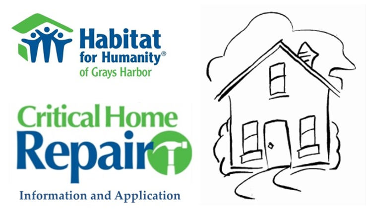 Critical Home Repair: Information and application