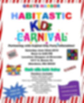 Habitat for Humaniy of Grays Harbor Habitastic Kidz Carnival
