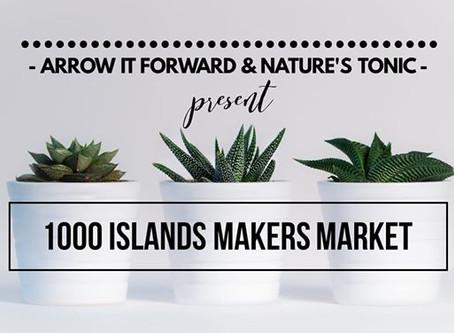 A&C Community Spotlight: 1000 Islands Makers Market