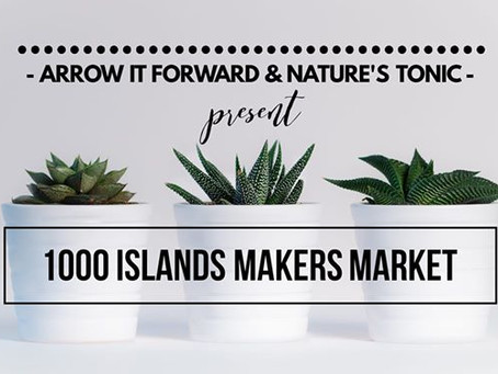A&C Community Spotlight: 1000 Islands Makers Market