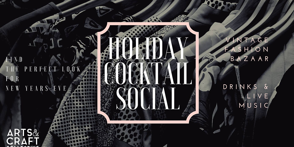 Holiday Cocktail Social