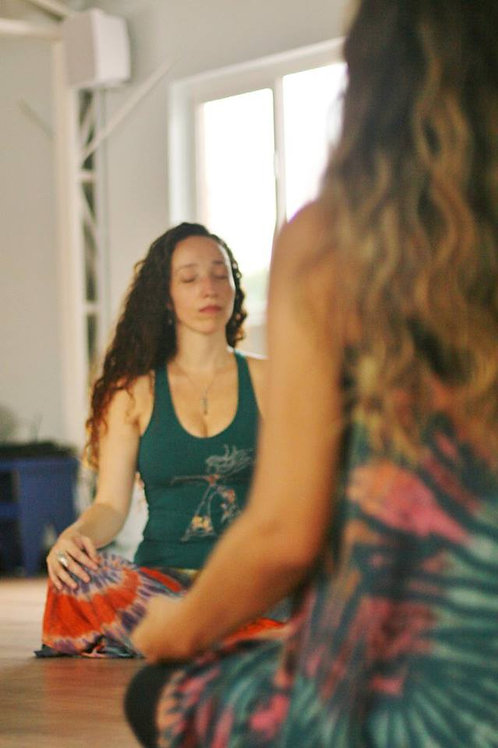 Yoga Dance Trimestral 1x por semana -Segundas 19h as 20h15