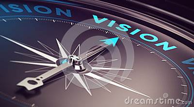 business-vision-compass-needle-pointing-word-blur-effect-plus-blue-black-tones-conceptual-image-immu