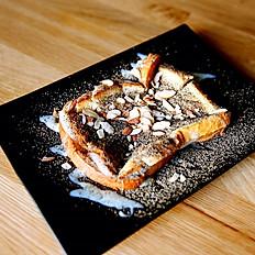 Black Sesame Toast 흑임자 인절미 토스트