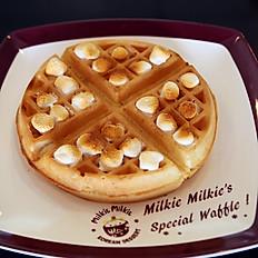 Mash Mallows Waffle