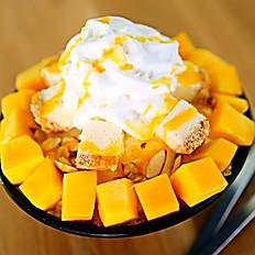 Mango Cheese Cake Bingsoo 생망고 치즈빙수