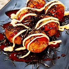 Spicy Takoyaki