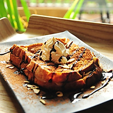 Chocolate Toast 초콜릿 인절미 토스트
