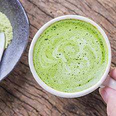 Green Tea Latte (Organic)