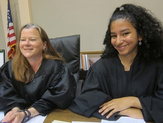 Mock Trial Inspires Future Careers