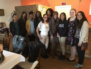 Women in Business Brunch with Congresswoman Rosa Delauro