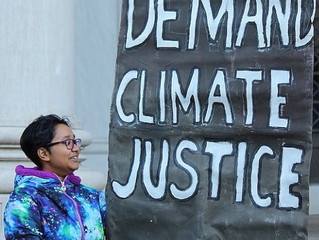 Youth On Climate Change Frontlines