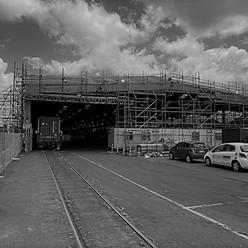 KiwiRail 339 Neilson Street Structural Repair