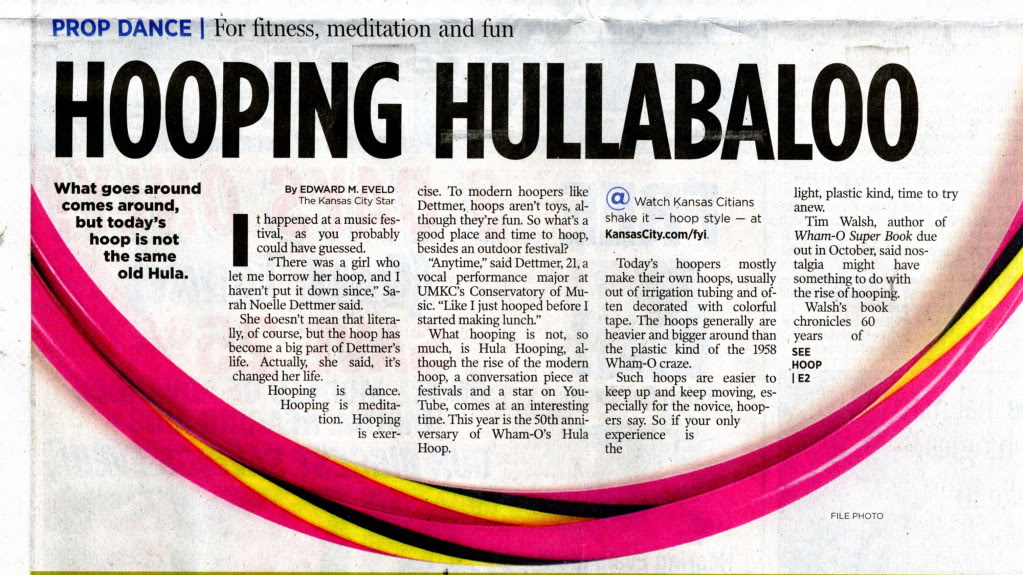 Kansas City Star: Hooping Hullabaloo