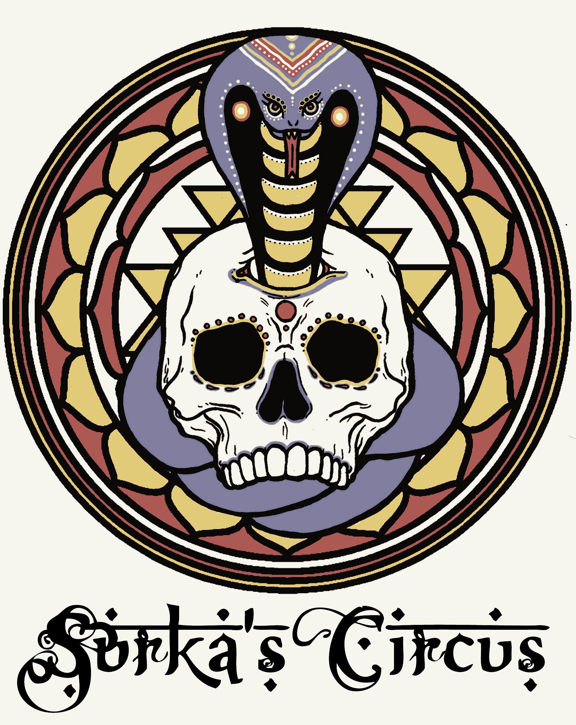 Surka's Circus logo, 2011