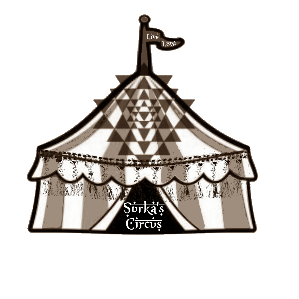 Surka's Circus logo, 2010