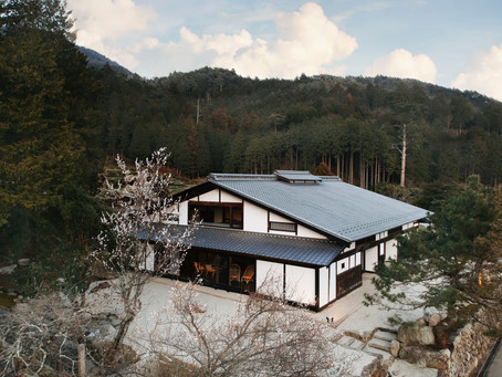 """4月11日オープン The Expedition Hotel『Zenagi』 世界初   """"田舎を探検するためのホテル"""""""