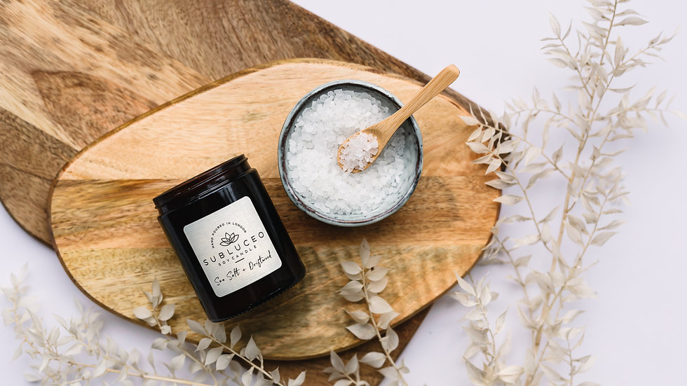 Sea Salt + Driftwood