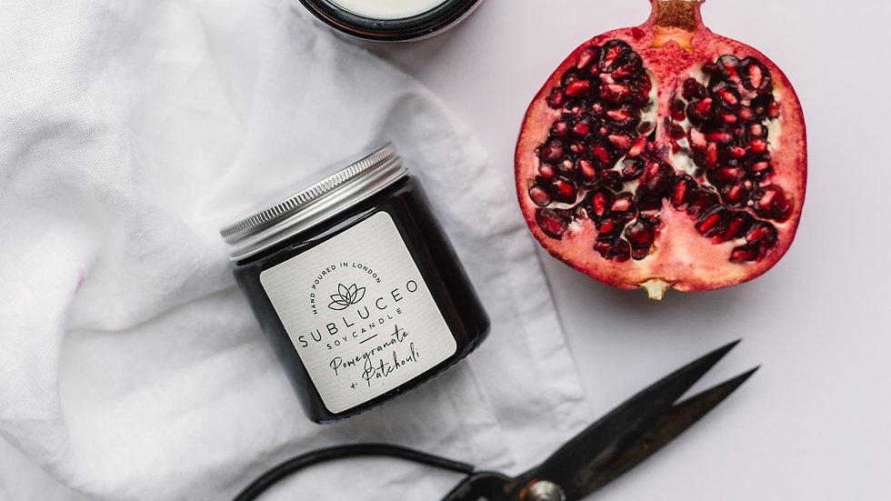 Pomegranate + Patchouli