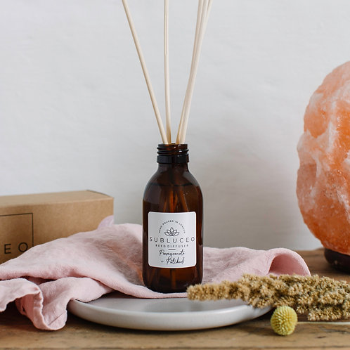 Pomegranate + Patchouli Reed Diffuser *old branding*