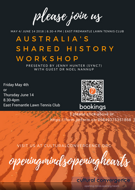 shared history workshop- May 4th
