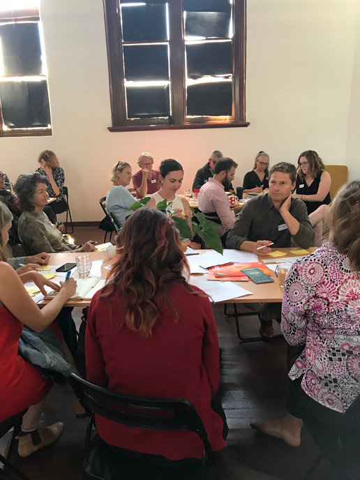 participants- Fremantle Foundation