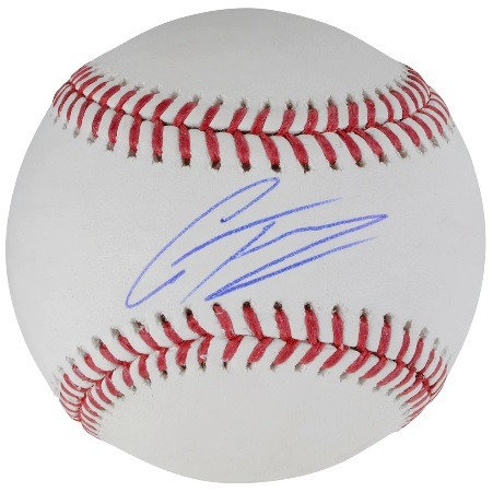 Gleyber Torres New York Yankees Autographed Baseball