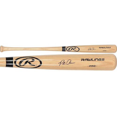 Pete Alonso New York Mets Autographed Rawlings Pro Model Bat