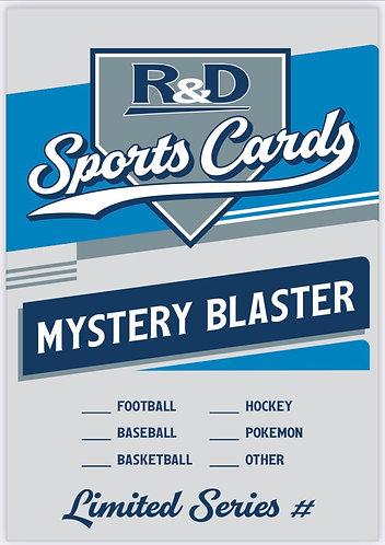 BASKETBALL MYSTERY BLASTER