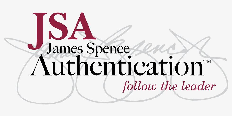JSA James Spence Authentications