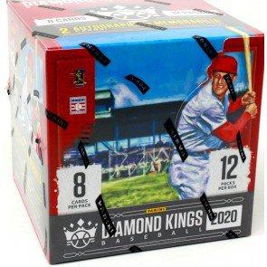 PANINI DIAMOND KINGS BASEBALL PACKS