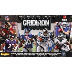 2012 PANINI GRIDIRON FOOTBALL