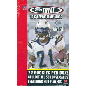 2007 TOPPS TOTAL
