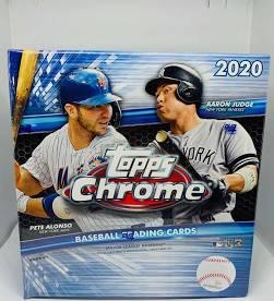 2020 TOPPS CHROME MEGA BOX