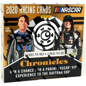 2020 PANINI CHRONICLES RACING