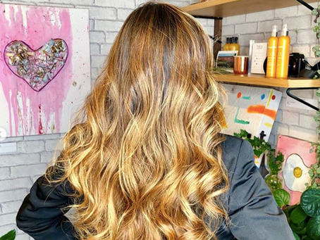 How to wash your hair salon style