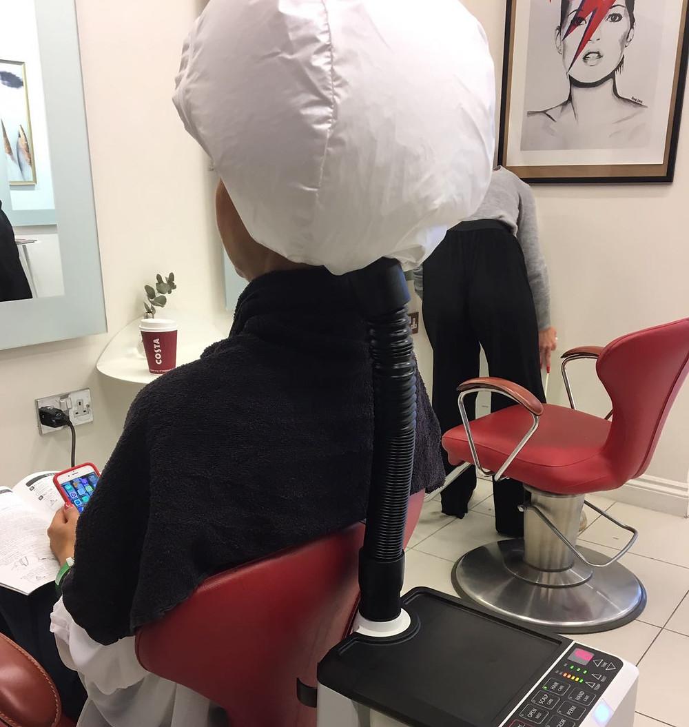 Spa Mist hair treatment in London