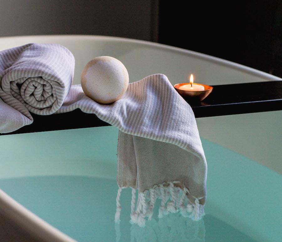 Japanese hair washing routine