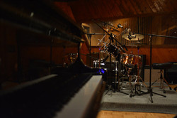 TRIAD Recording- house piano and kit