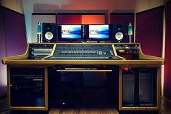 TRIAD Recording- production room