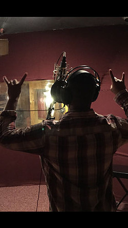 TRIAD Recording- vocal booth
