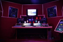 TRIAD Recording- main control room